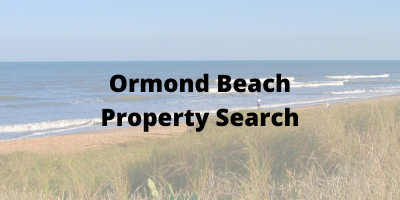 Ormond Beach FL Property Search