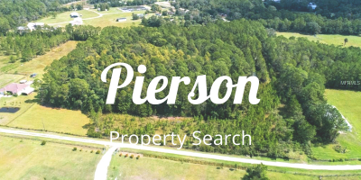 Pierson FL Real Estate Search