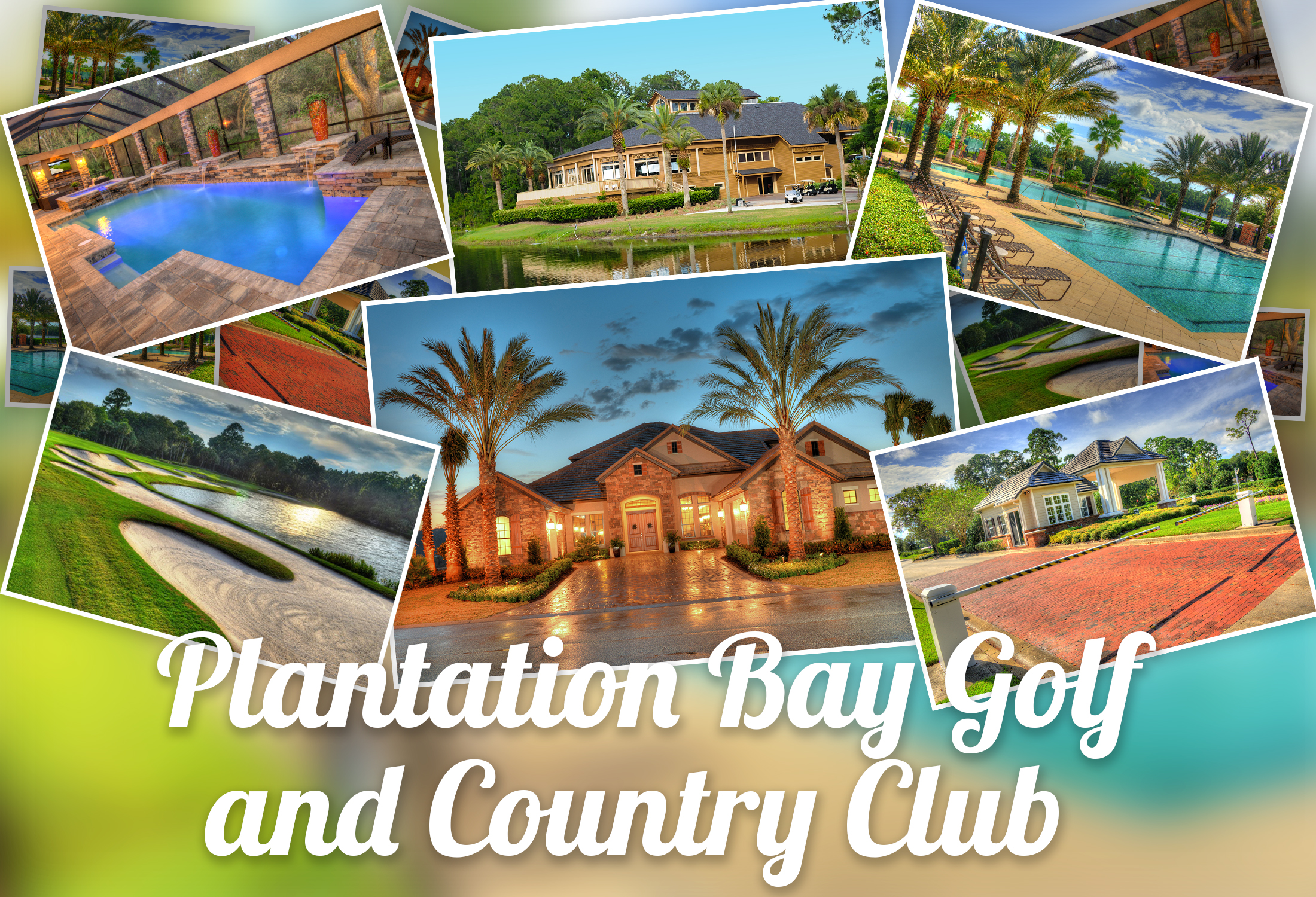 Plantation Bay Ormond Beach FL Homes For Sale