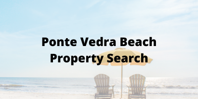 Ponte Vedra Beach FL Property Search