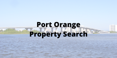 Port Orange FL Property Search