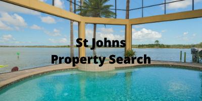 St Johns FL Property Search
