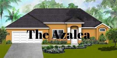The Azalea Model On Your Lot