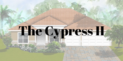 The Cypress II Model On Your Lot