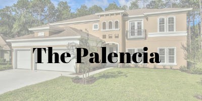 The Palencia Model On Your Lot