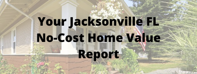 Jacksonville FL Home Value Market Report