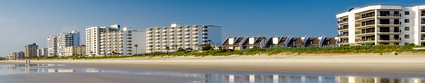 Daytona Beach Shores Condo Buildings