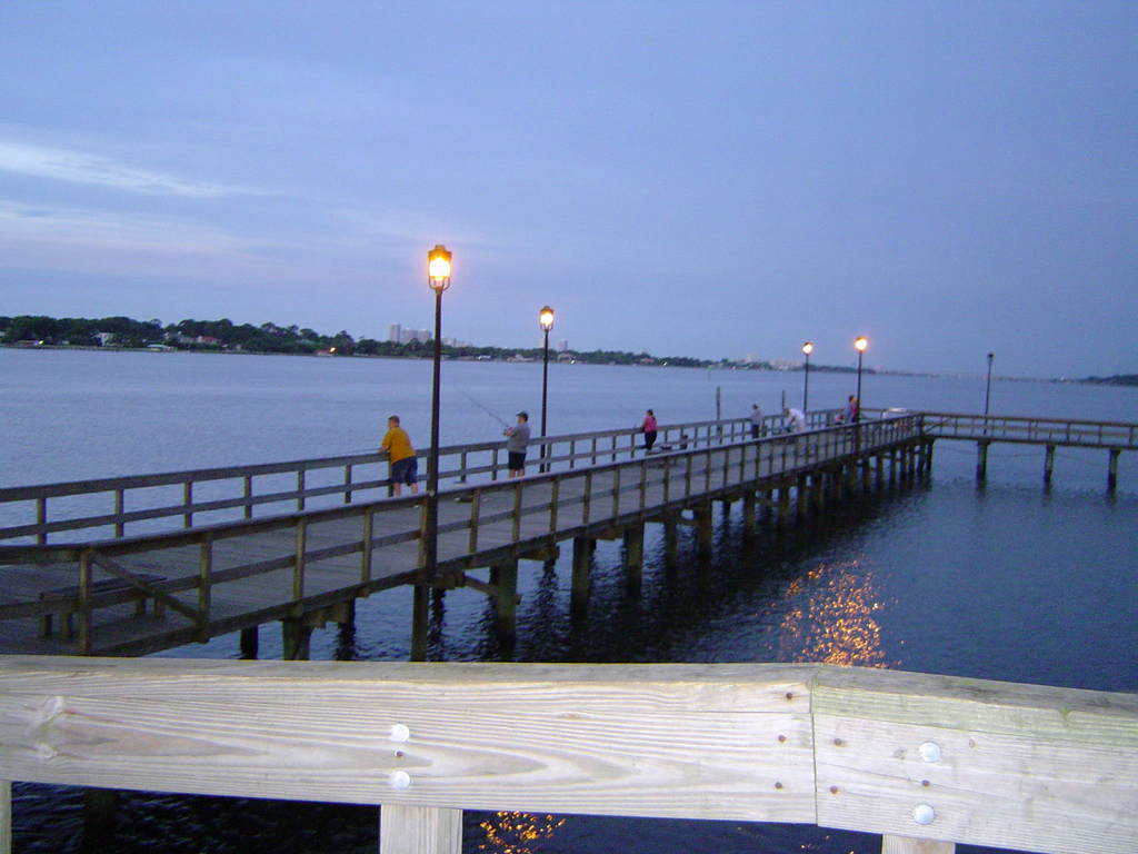 ormond beach riverfront view
