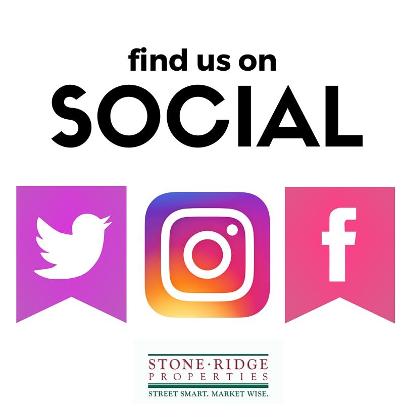 Stone Ridge Properties Social Media