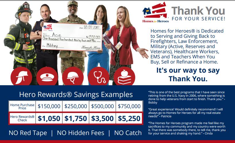 Homes For Heroes Sarasota Manatee