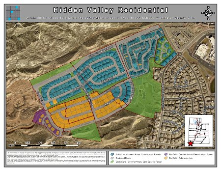 Hidden Valley Subdivision