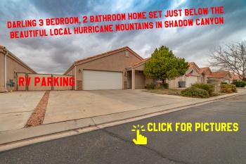 Homes for Sale in St George Utah- 2426 S 770 W, Hurricane, UT 84737