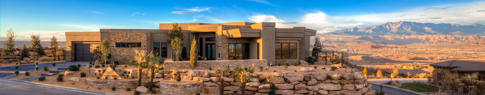 Parade Homes for Sale - Stone Cliffs in St George Utah