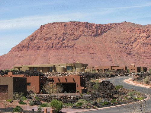 Snow Canyon Homes