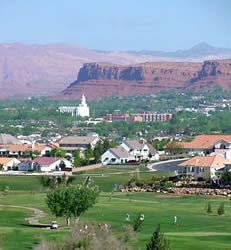 St George Neighborhoods / Subdivisions