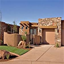 St George Homes -Southwestern Building Style
