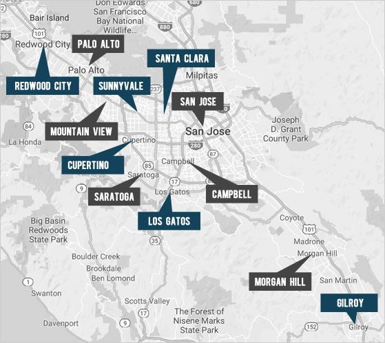 Explore South Bay Area Real Estate
