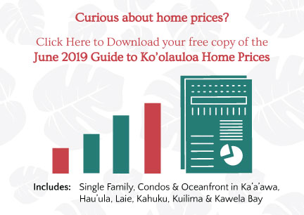 Koolauloa Guide to Home Prices