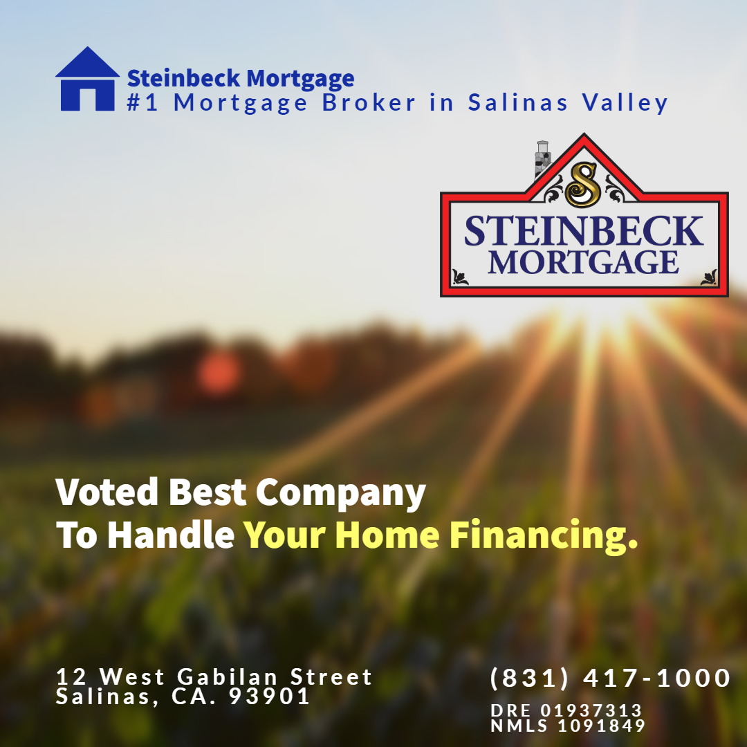 Steinbeck Mortgage Top Rated