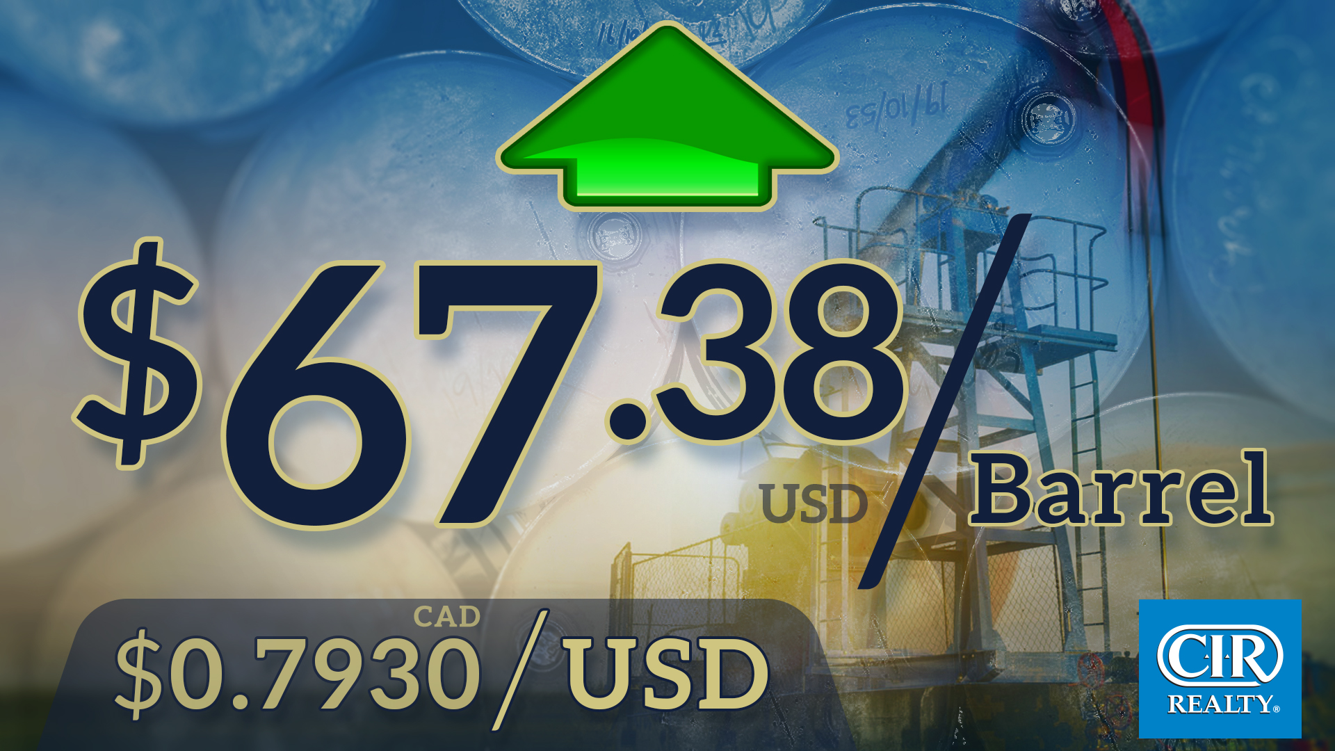 Oil Prices April 16, 2018