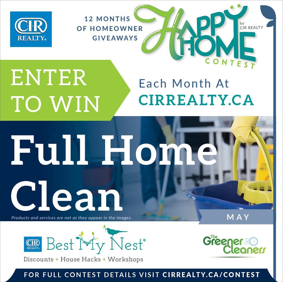 Happy Home Contest