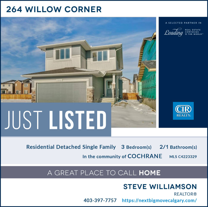 Just Listed 264 Willow Corner