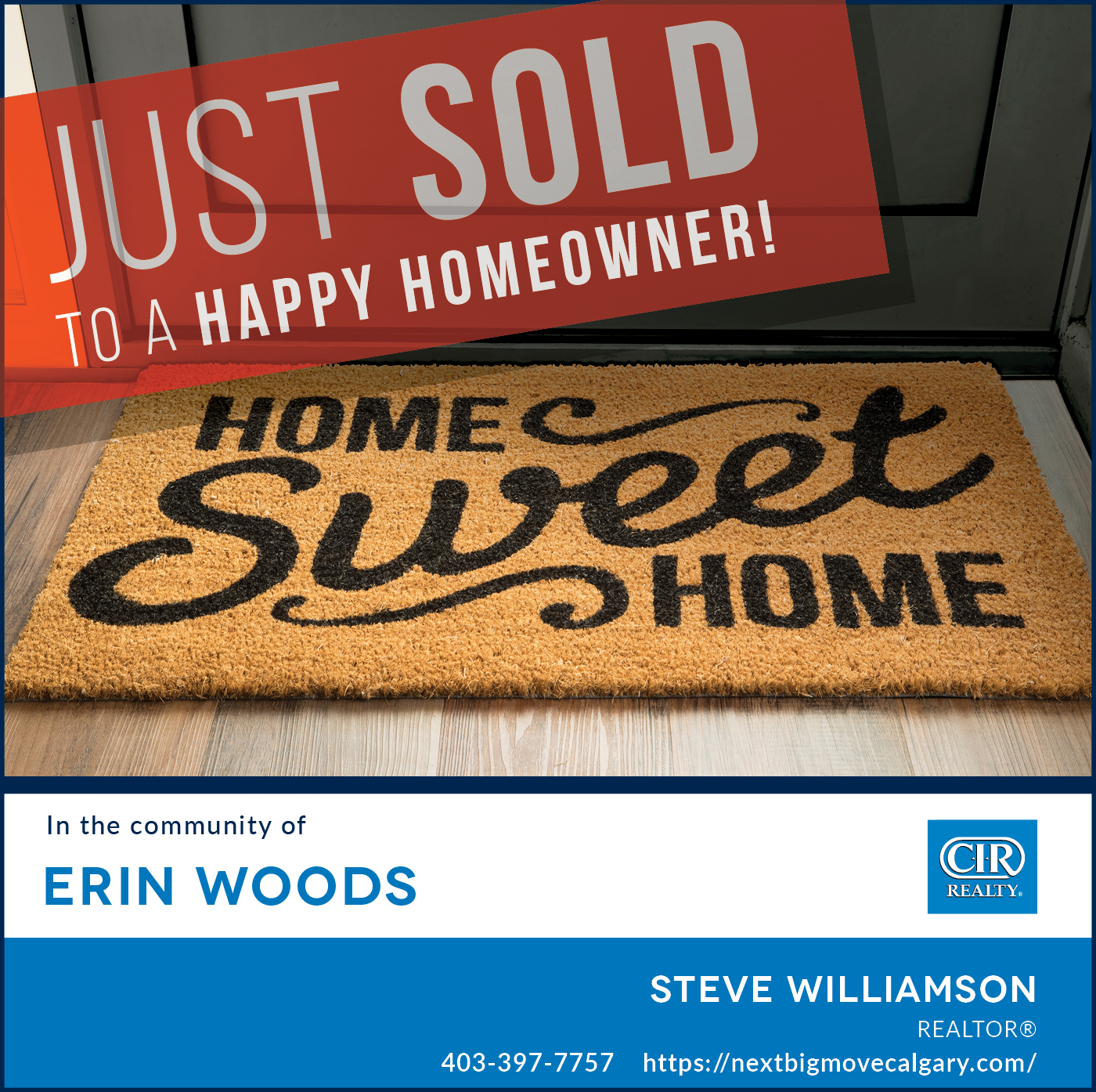 Just Sold - 739 ERIN WOODS DR SE Calgary