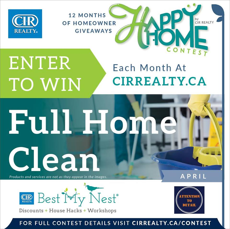 Happy Home Contest