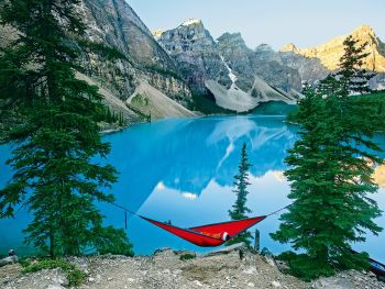 Banff Hammock and Lake