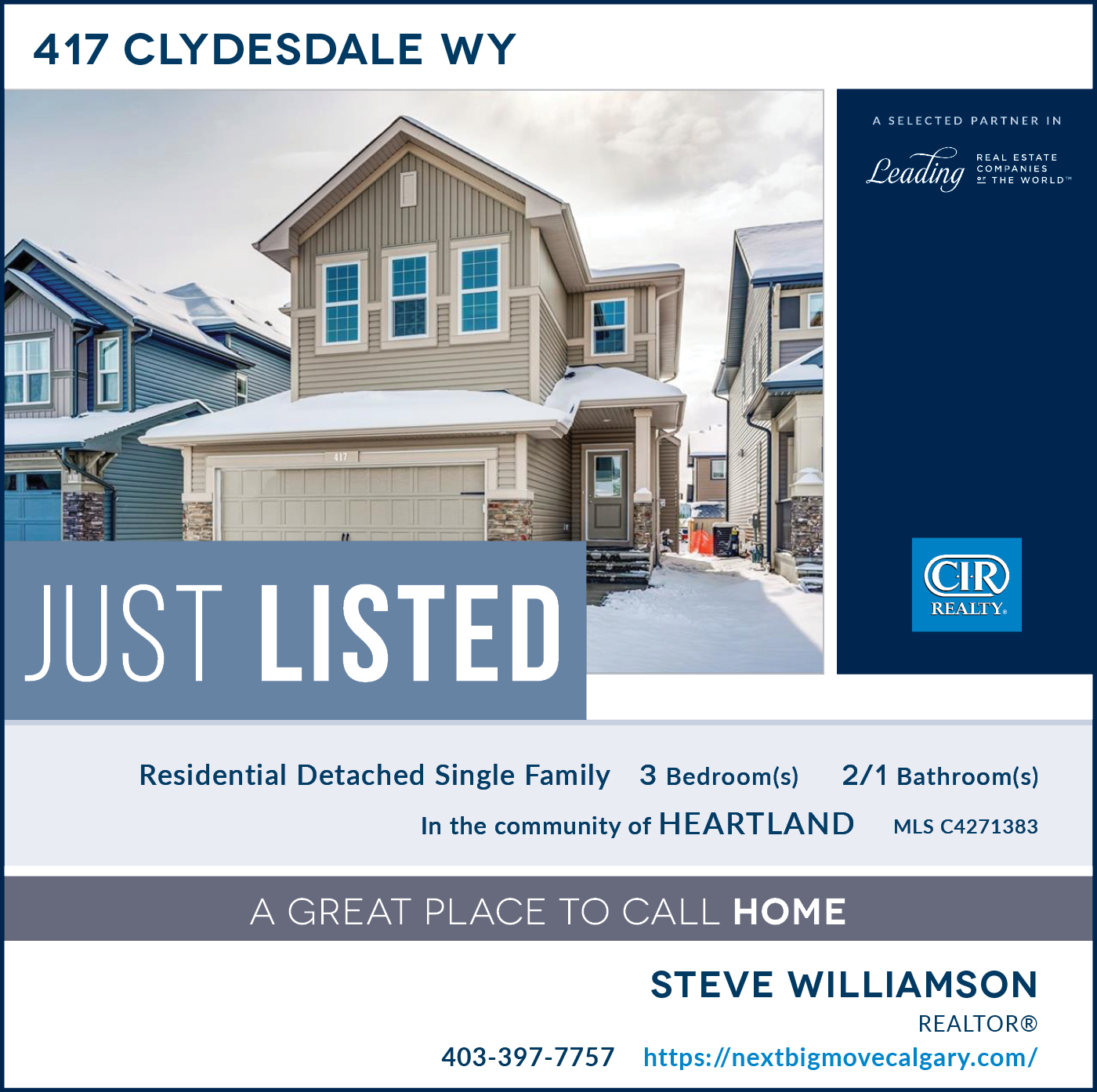 Just Listed - 7015 Kenosee Place SW Calgary