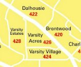 Varsity Estates Map Search