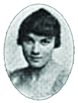 Jean McFee, Kappa Kappa Gamma, UW