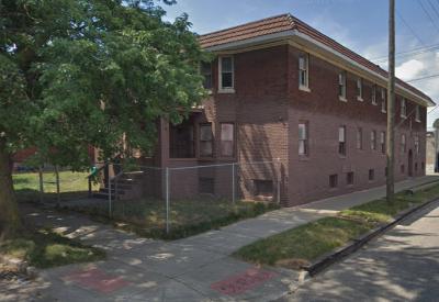 1701 Evans Detroit 8 Unit Apartment