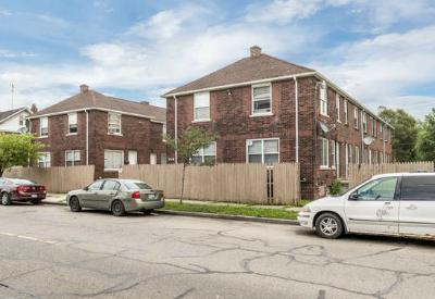 5 Detroit Multi Family Apartments