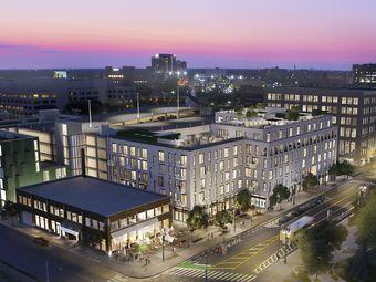 Cass & York High-End Condos In Detroit's New Center