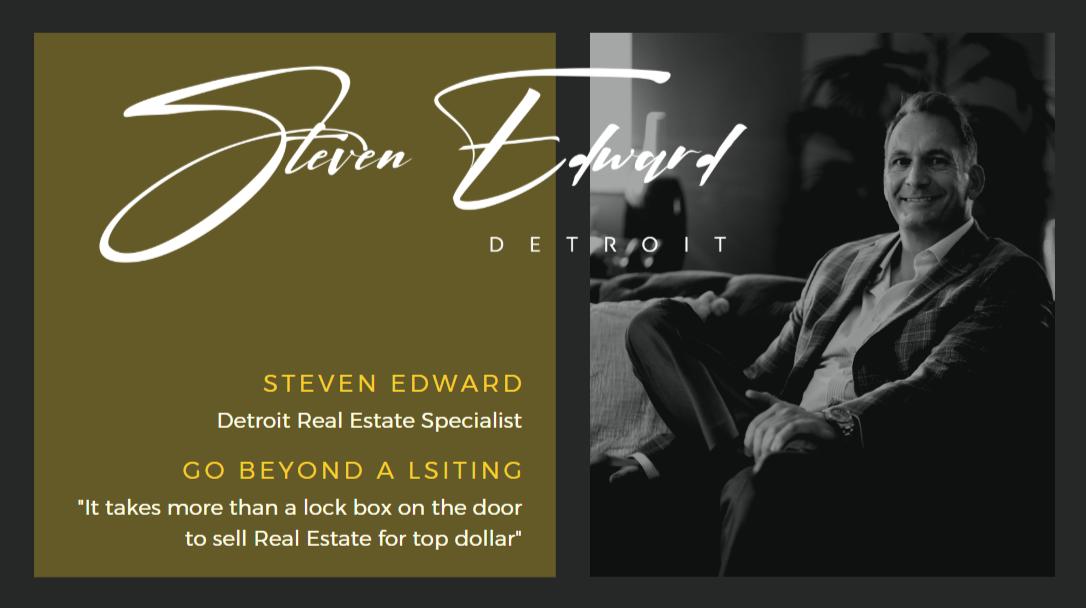 Steven Edward_Top Detroit Realtor