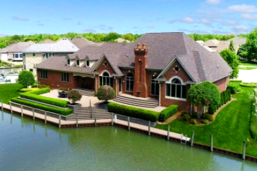 Newest Homes For Sale On Lake Saint Clair