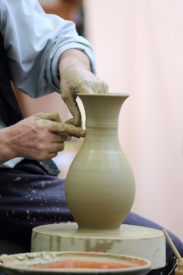 Create pottery near St. George UT Homes