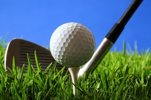 Kids in St. George learn to golf.