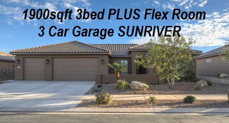 SunRiver St George Aspirations floor plan for sale