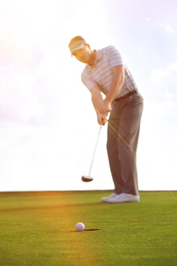 Enjoy the best local golfing on Ballwin real estate.