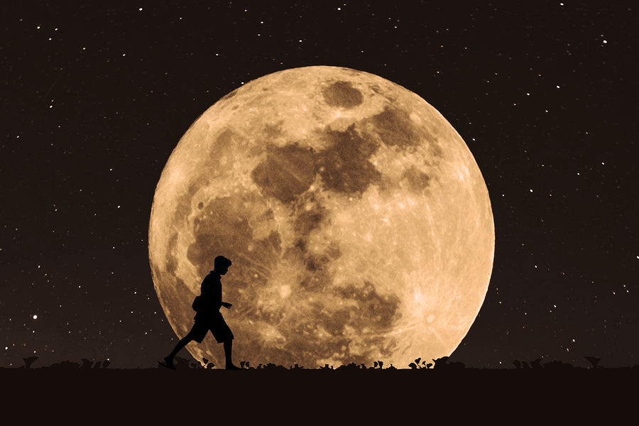 Go for a run on Ballwin property at the Midnight Howl 5K.