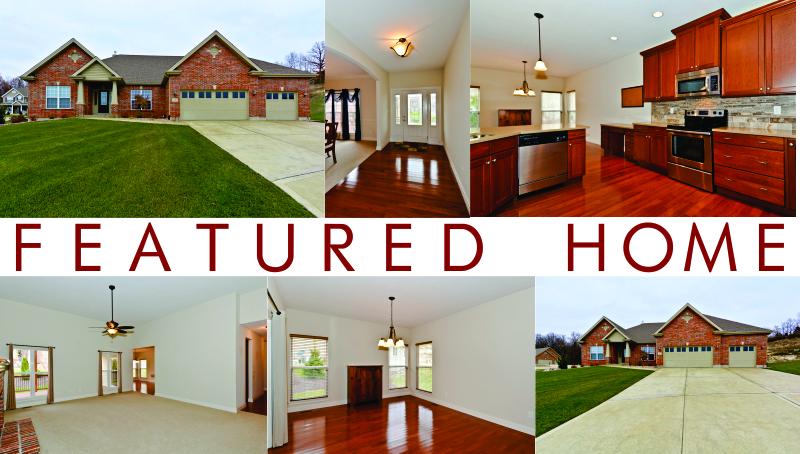 Featured Home   1 Doe Valley, O Fallon, MO 63366