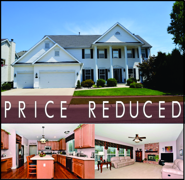 Price Reduced! 179 Greycliff Manor Drive, Saint Louis, MO 63129