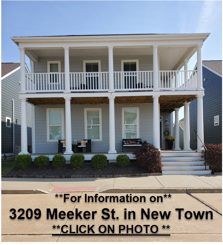 3209 Meeker St in New Town