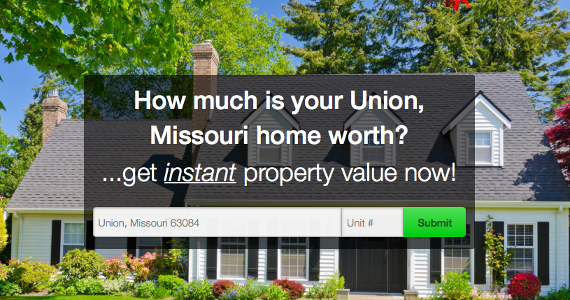 Union Home Value