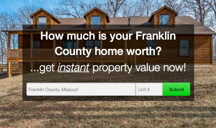 Franklin County Home Values - Find your home value online in under a minutes - What's my Franklin County home worth?