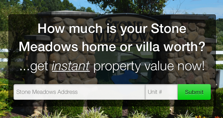 Stone Meadows House Value