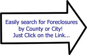 Search St. Louis Foreclosures By City or County