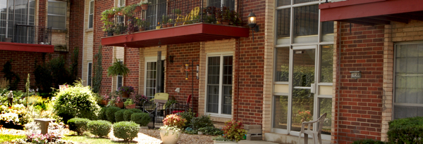 10388 Forest Brook #A, Lin Capri Condos, St Louis, MO  63146